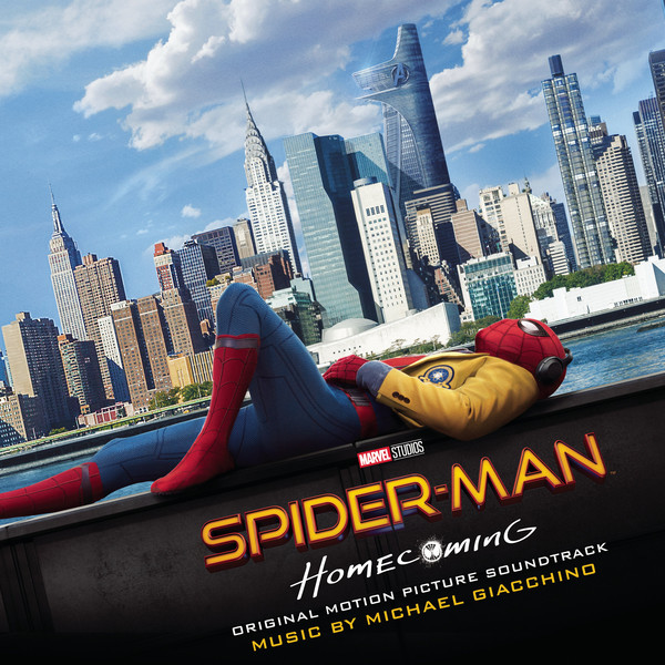 Michael Giachino Spider-Man: Homecoming (Original Motion Picture Soundtrack)