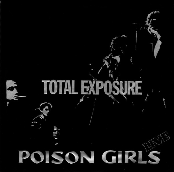 Poison Girls Total Exposure Vinyl