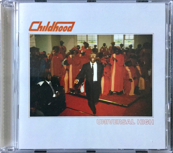 Childhood Universal High Vinyl