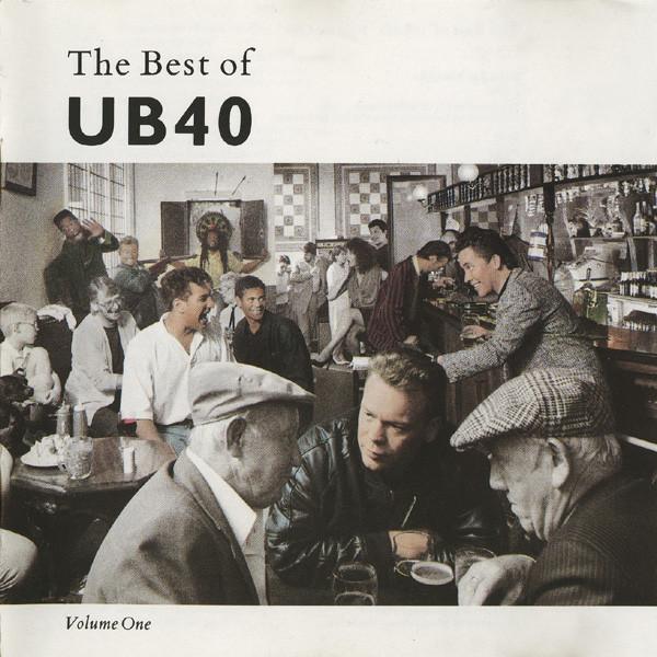 UB40 The Best Of UB40 Volume One