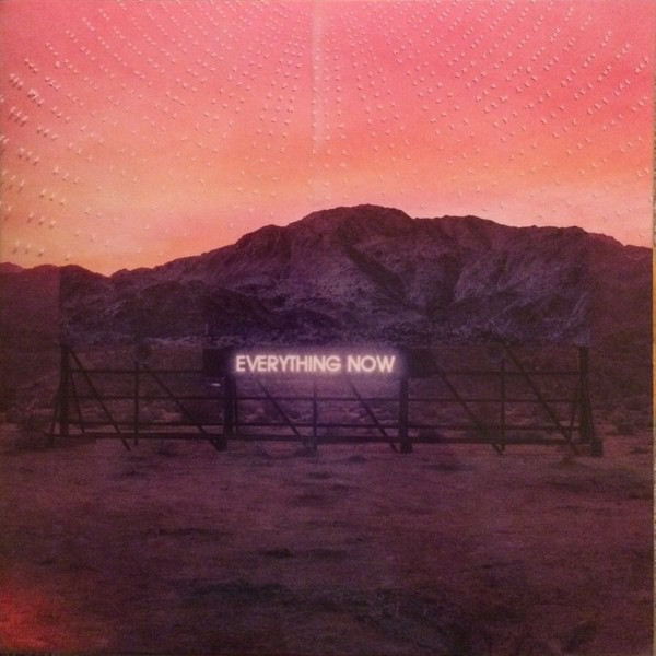 Arcade Fire Everything Now Vinyl