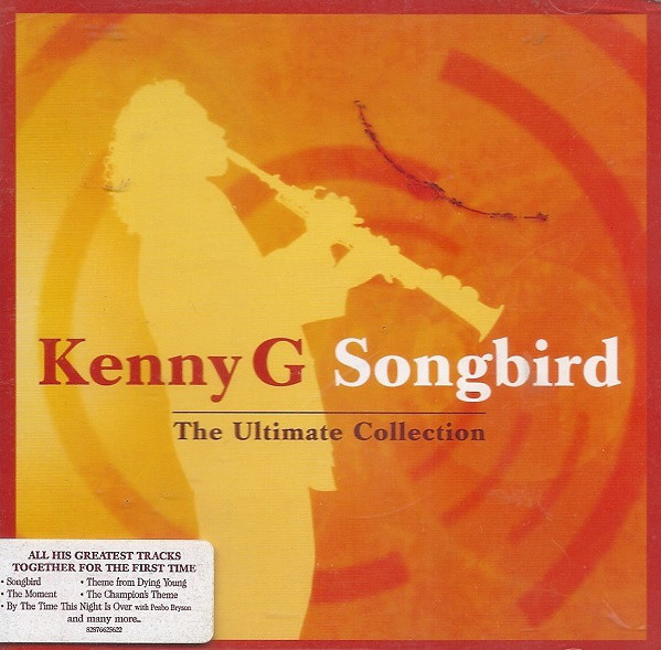 G, Kenny Songbird - The Ultimate Collection CD