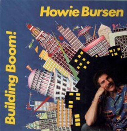 Bursen, Howie Building Boom! Vinyl