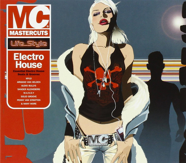 Various Mastercuts Life..Style: Electro House CD