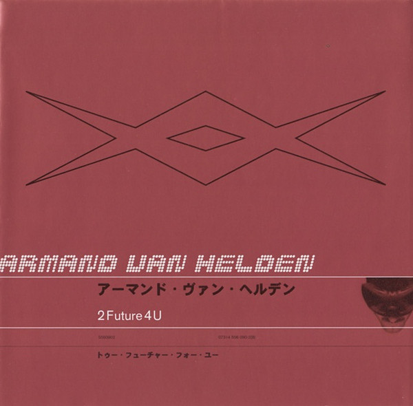 Armand Van Helden 2Future4U CD