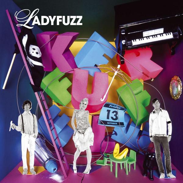 Ladyfuzz Kerfuffle Vinyl