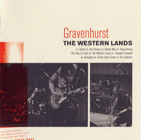 Gravenhurst The Western Lands