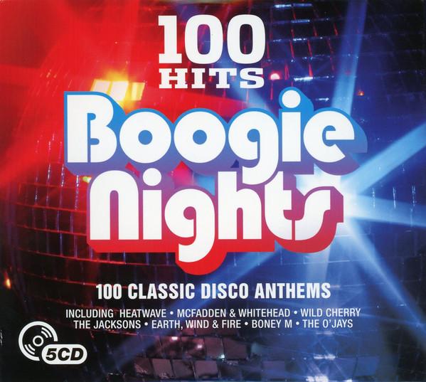 Various 100 Hits Boogie Nights