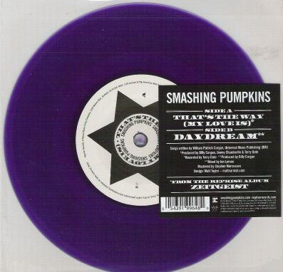 Smashing Pumpkins That's The Way (My Love Is)