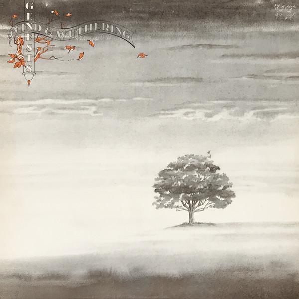 Genesis Wind & Wuthering Vinyl