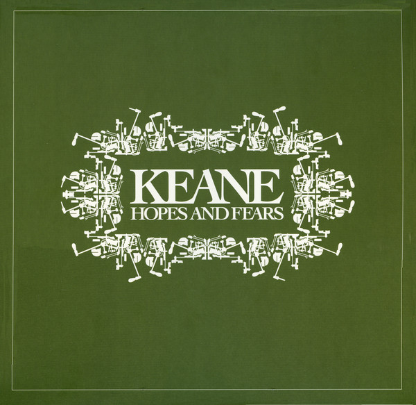 Keane Hopes And Fears CD
