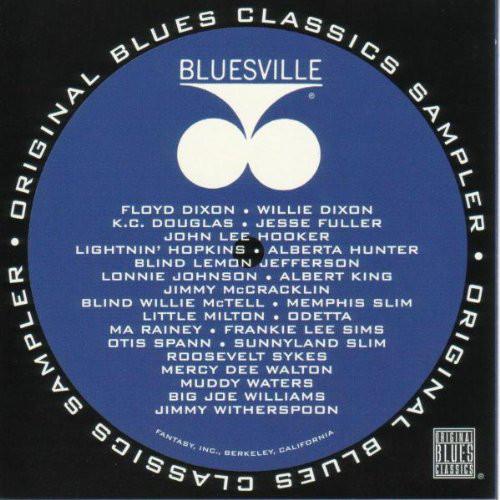 Various Bluesville: Original Blues Classics Sampler