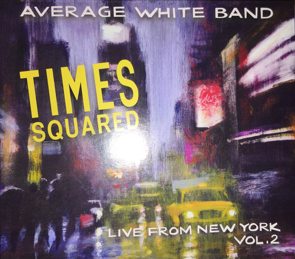 Average White Band Times Squared