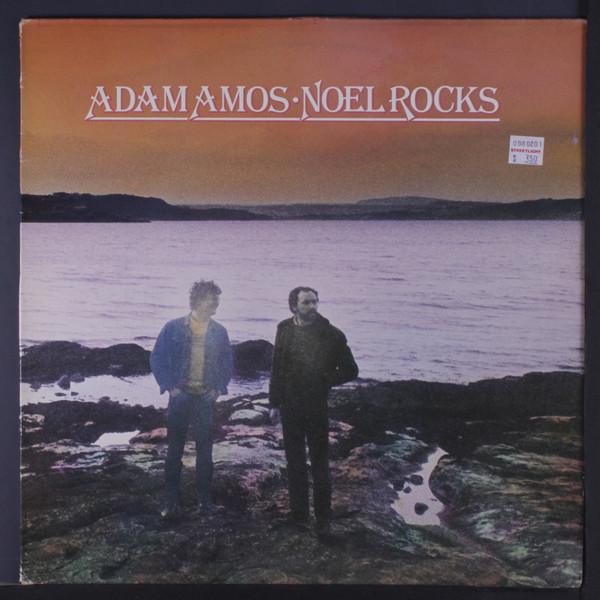 Adam Amos & Noel Rocks  Adam Amos & Noel Rocks Vinyl