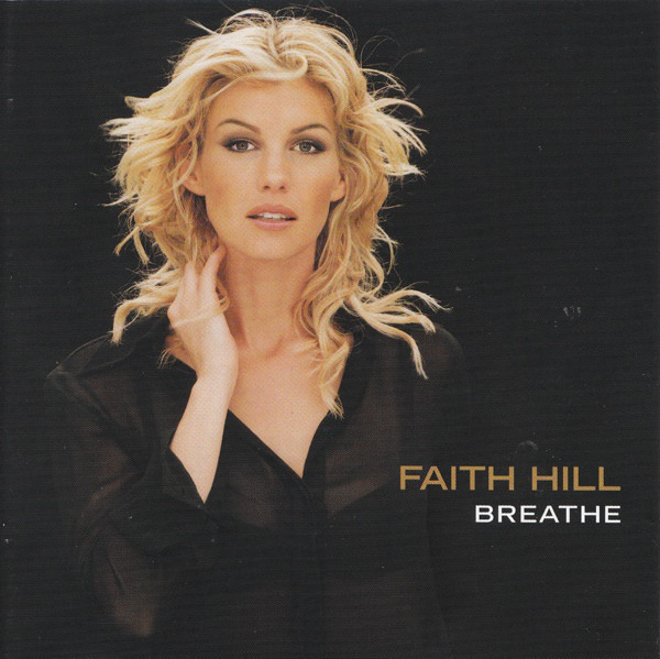Hill, Faith Breathe CD