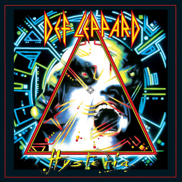 Def Leppard Hysteria Vinyl