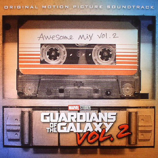 Various Guardians Of The Galaxy Vol. 2: Awesome Mix Vol. 2 Vinyl
