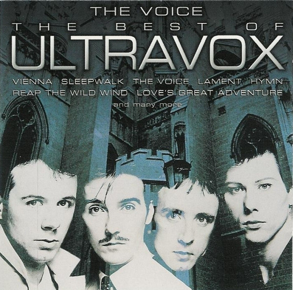Ultravox The Voice - The Best Of Ultravox