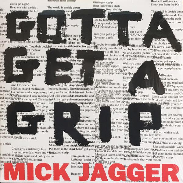 Jagger, Mick Gotta Get A Grip