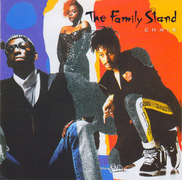 The Family Stand Chain Vinyl