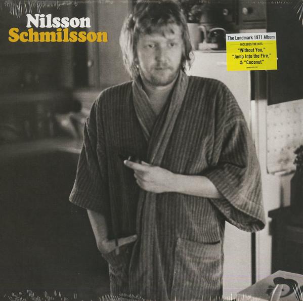 Nilsson Schmilsson Nilsson Vinyl