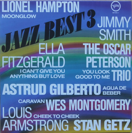 Hampton, Lionel Jazz Best 3