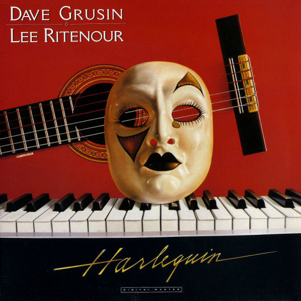 Dave Grusin & Lee Ritenour Harlequin