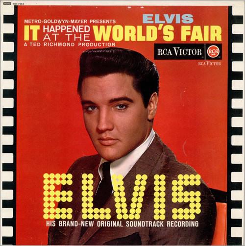 Presley, Elvis It Happened At The Worlds Fair Vinyl