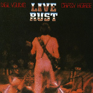 Young, Neil Live Rust Vinyl