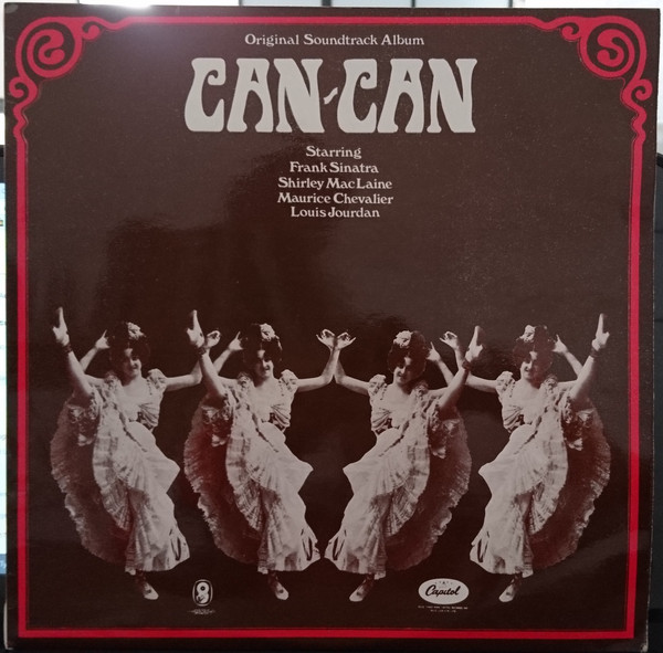 Various Cole Porter's Can-Can: Original Soundtrack Album