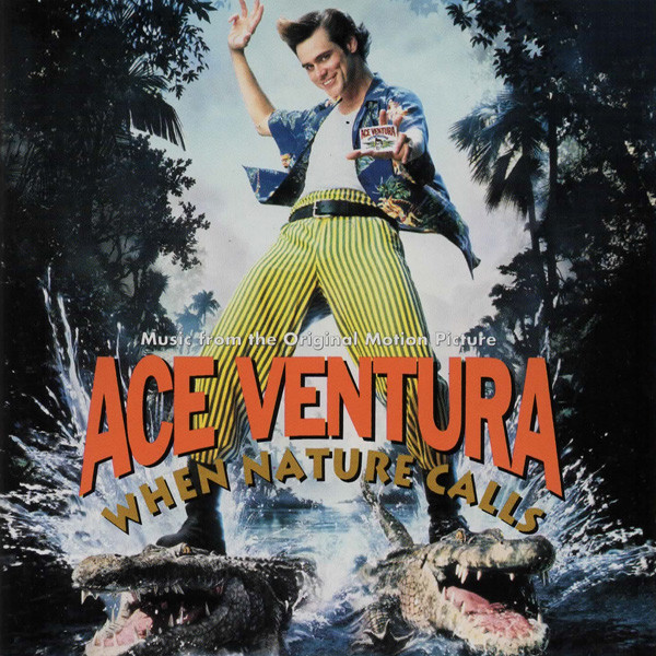 Various Ace Ventura: When Nature Calls Vinyl