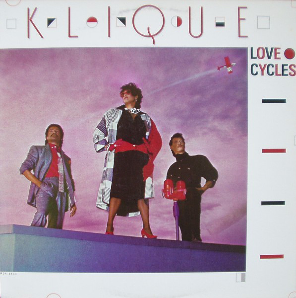 Klique Love Cycles Vinyl