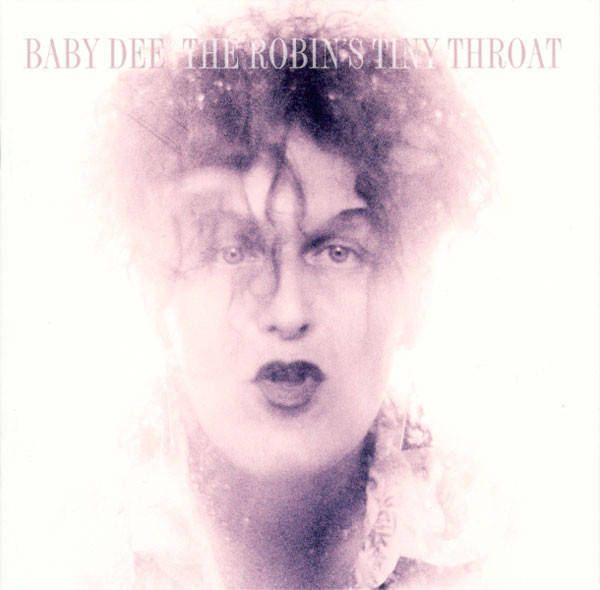 Baby Dee The Robin's Tiny Throat CD