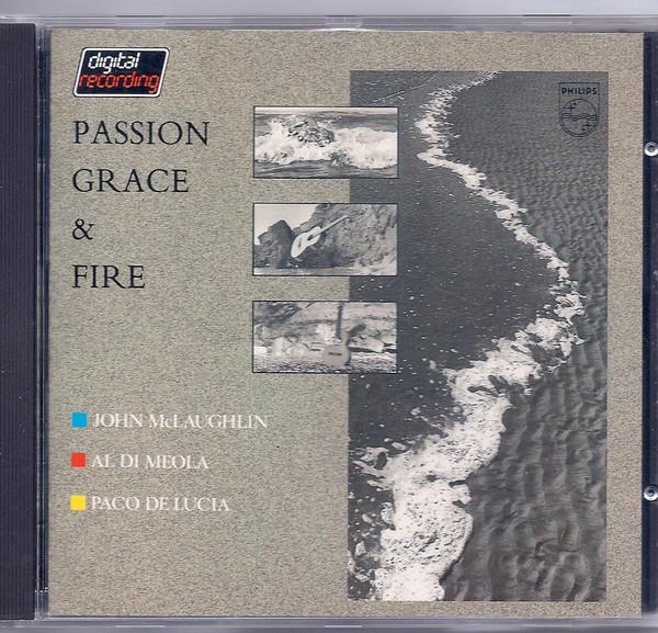McLaughlin, John & Meola, Al Di & Lucia, Paco De Passion Grace & Fire
