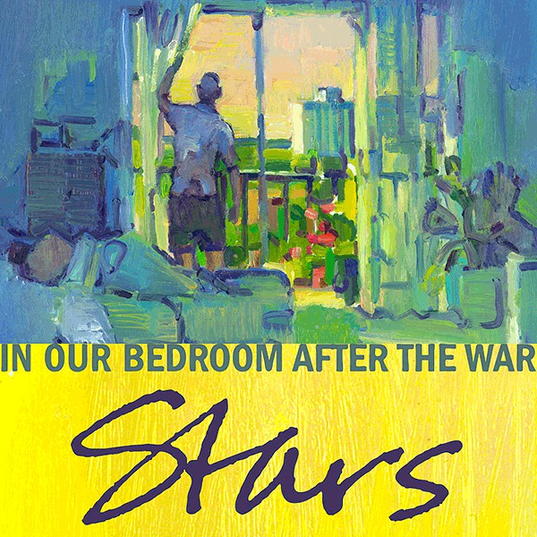 Stars In Our Bedroom After The War CD