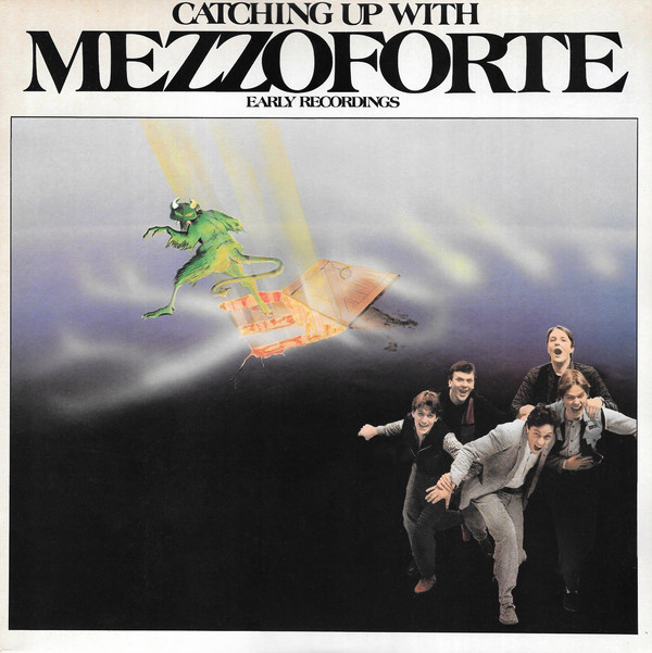 Mezzoforte Catching Up With Mezzoforte (Early Recordings)