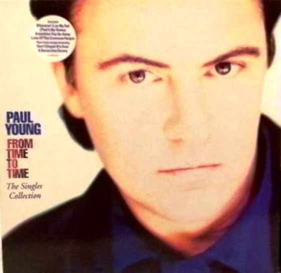 Young, Paul From Time To Time (The Singles Collection)  Vinyl