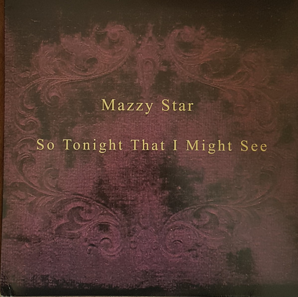 Mazzy Star So Tonight That I Might See Vinyl