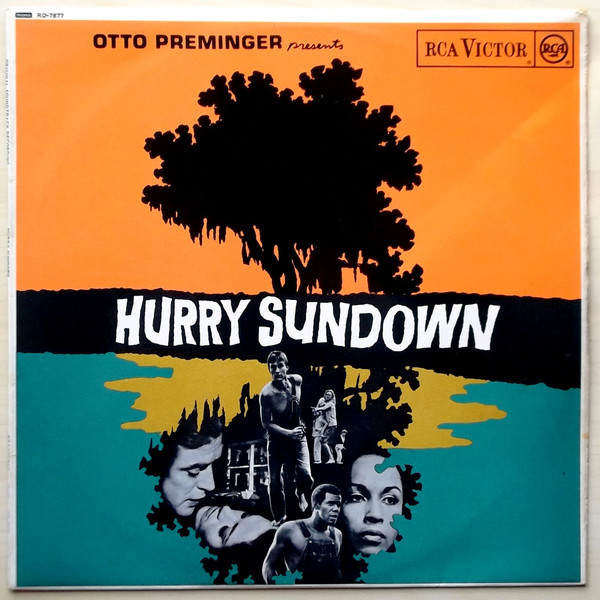 Hugo Montenegro Hurry Sundown (An Original Soundtrack Recording) Vinyl