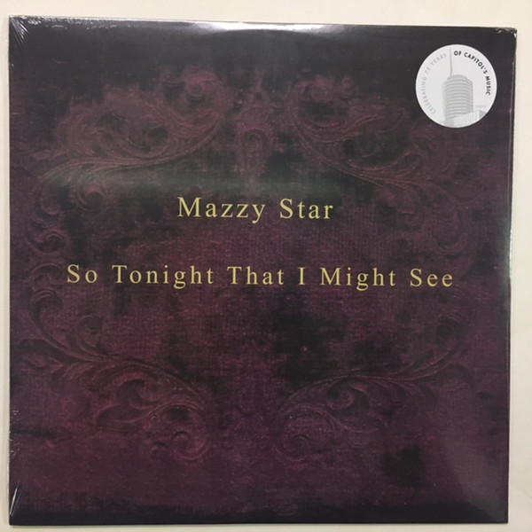 Mazzy Star So Tonight That I Might See Vinyl