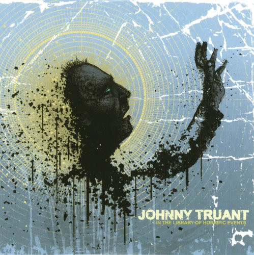 Johnny Truant In The Library of Horrific Events CD