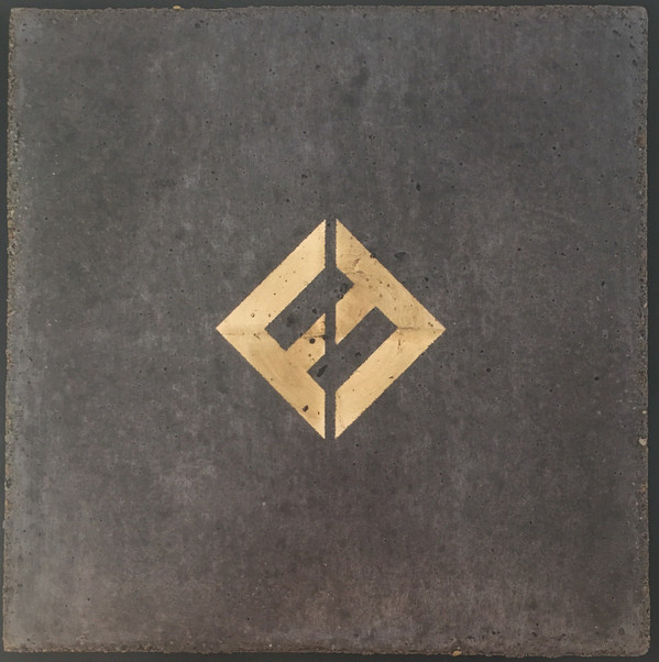 Foo Fighters Concrete And Gold Vinyl