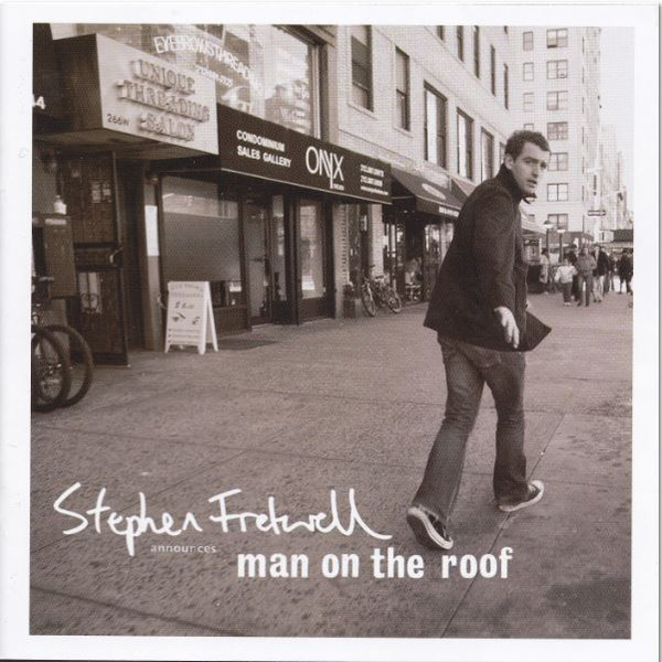 Fretwell, Stephen Man On The Roof Vinyl
