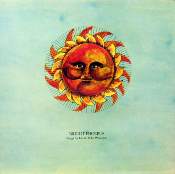 Lal & Mike Waterson Bright Phoebus Vinyl