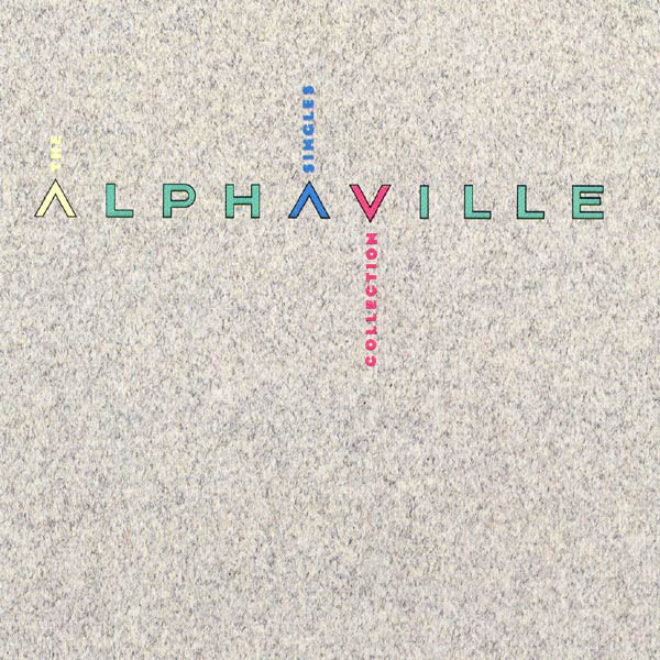 Alphaville The Singles Collection CD