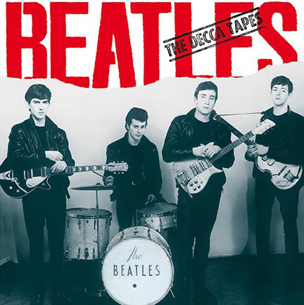The Beatles The Decca Tapes