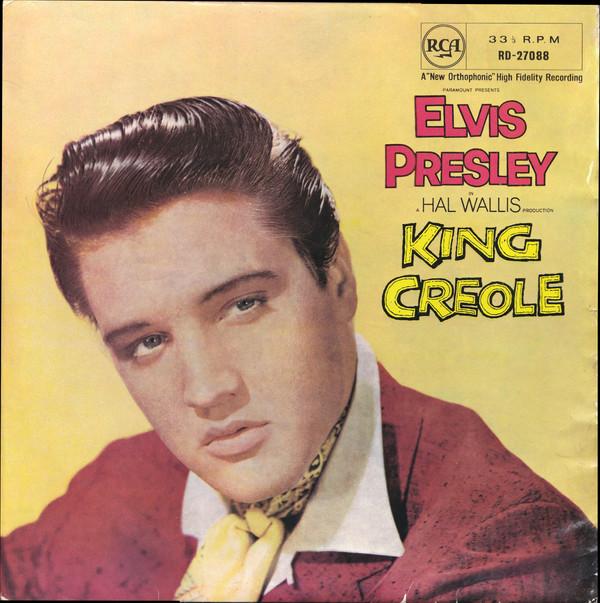 Presley, Elvis King Creole Vinyl