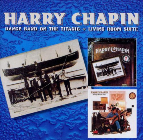 Chapin, Harry Dance Band On The Titanic + Living Room Suite Vinyl
