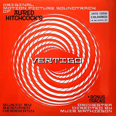 Bernard Herman Vertigo (Original Motion Picture Soundtrack)