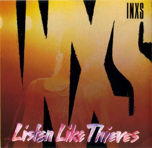 INXS Listen Like Thieves CD